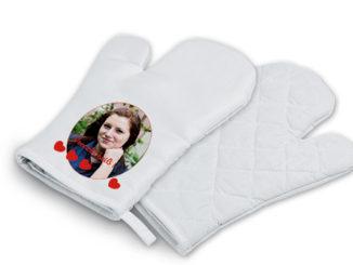 Ofen-Handschuhe mit Fotodruck - belfuma.ch
