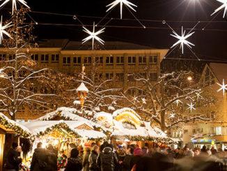 Weihnachtsmarkt St. Gallen - Region Bodensee
